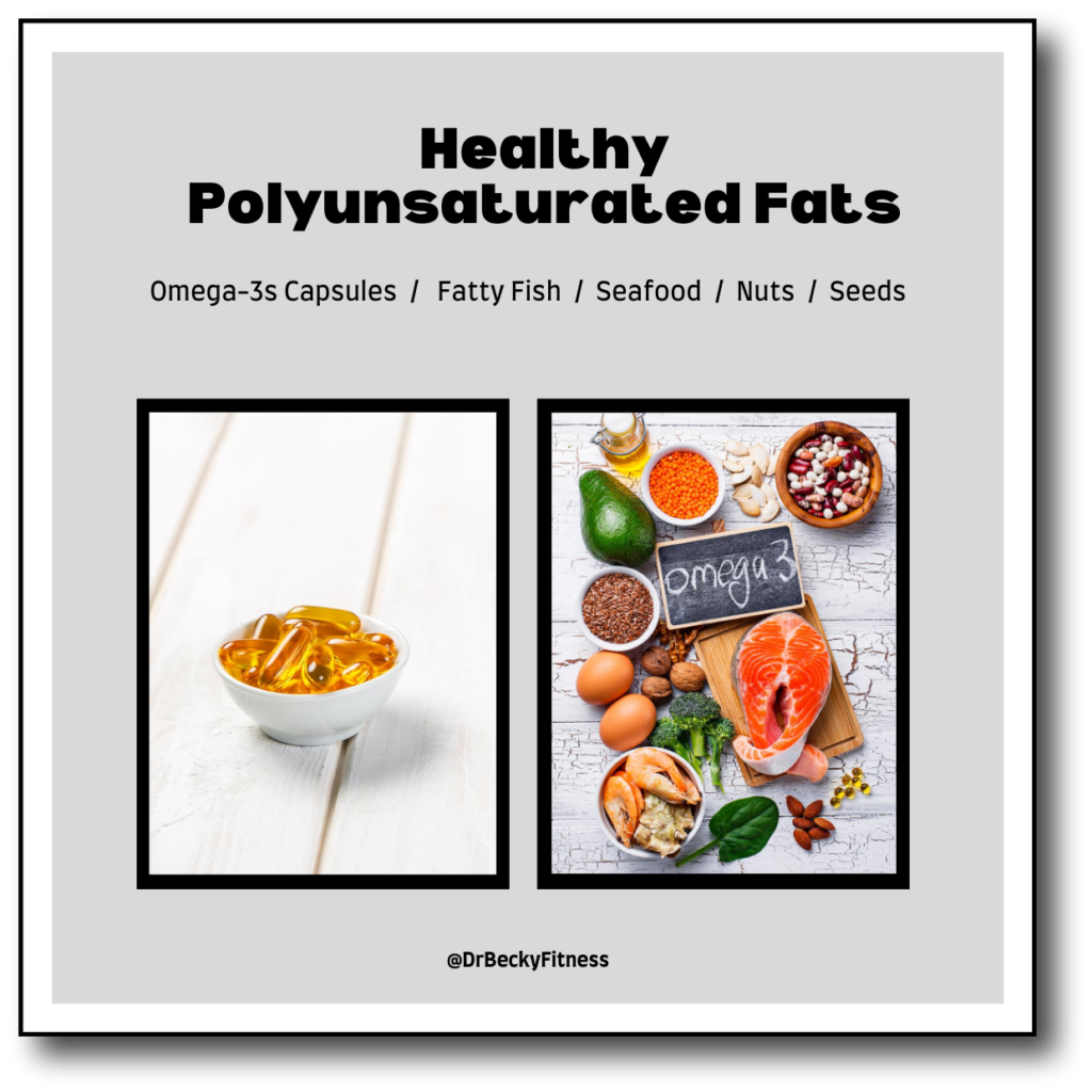 healthy polyunsaturated fats