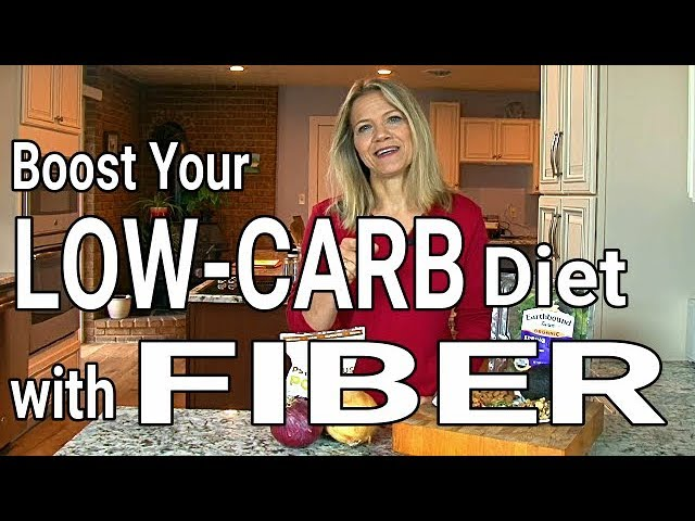 5 Ways Fiber Boosts Your Low-Carb Diet Results   Dr Becky ...