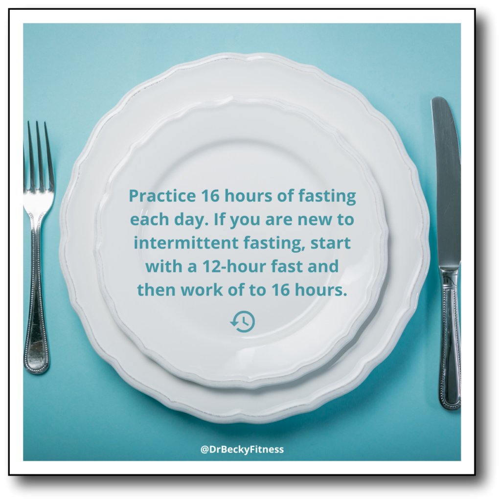 how to get comfortable with intermittent fasting