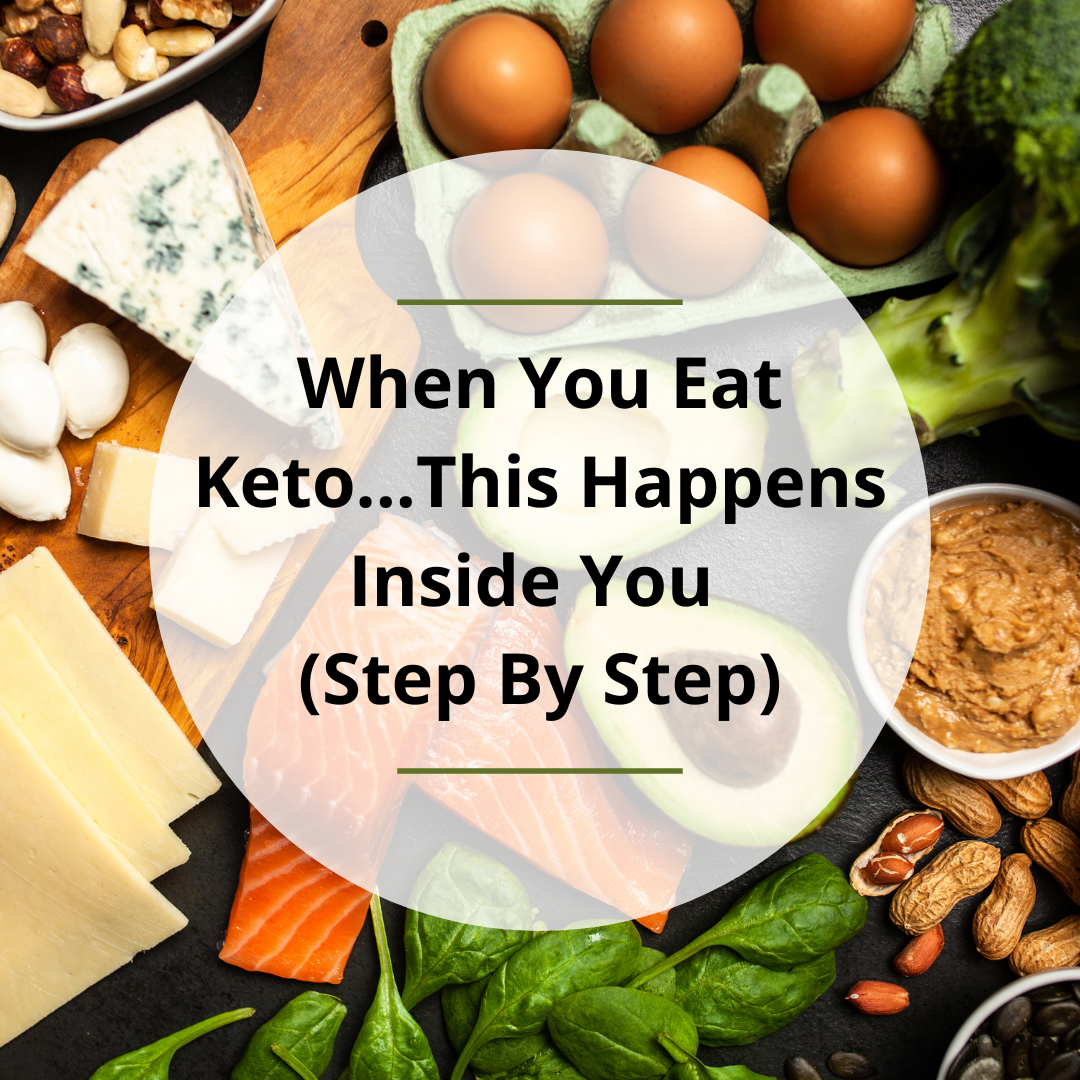 When You Eat Keto…This Happens Inside You [Step By Step]