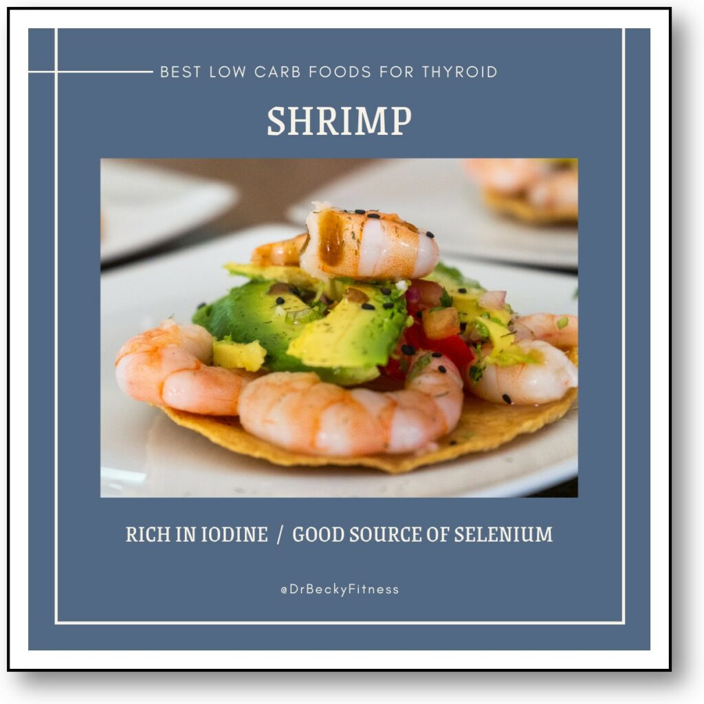 SHRIMP for thyroid support