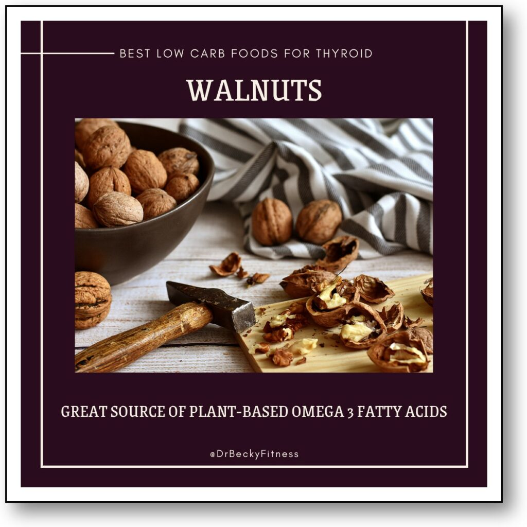 WALNUT for thyroid support