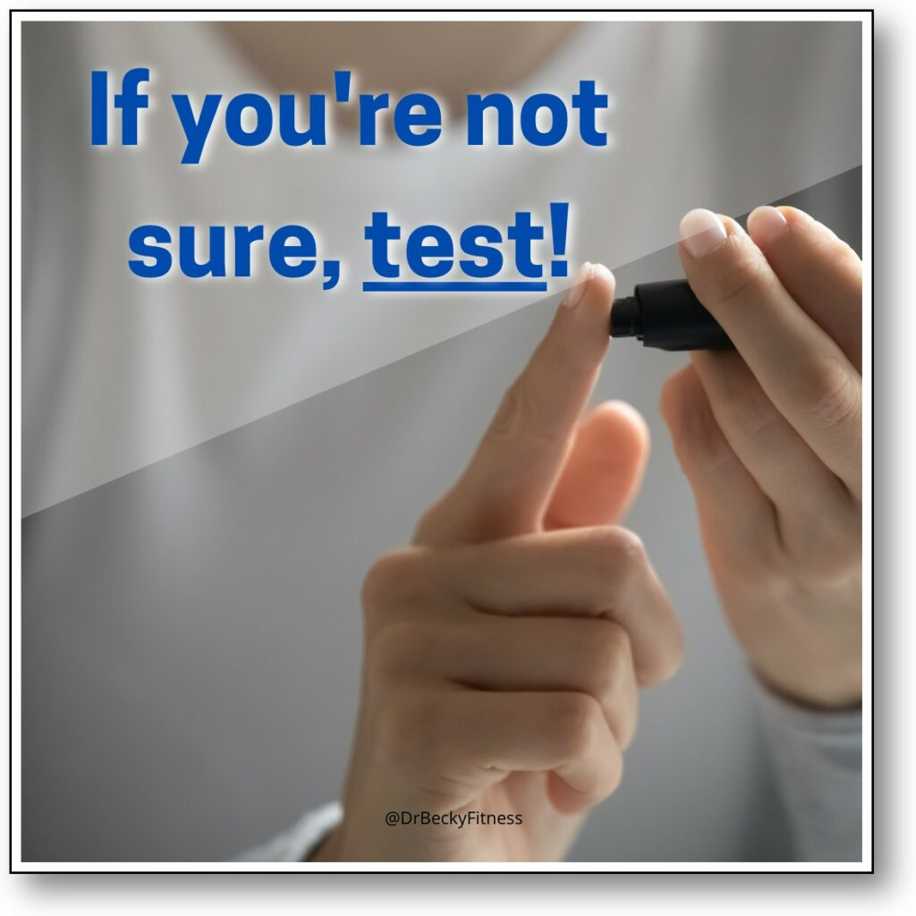 If you're not sure, test!