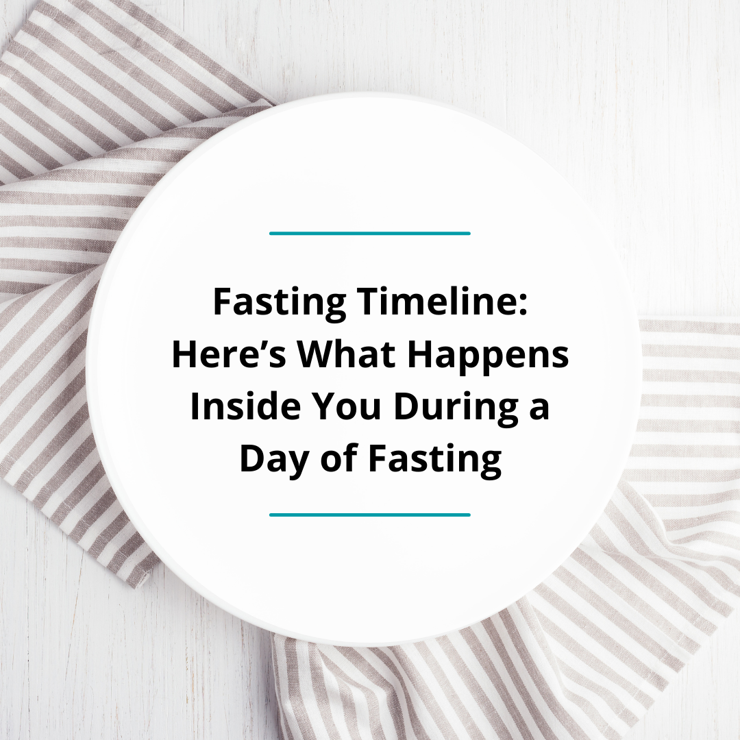 Fasting Timeline: Here's What Happens Inside You During a Day of Fasting